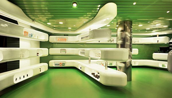 17 best images about pharmacy architecture designs on pinterest modern interior design murcia and marketing - Pharmacy Design Ideas