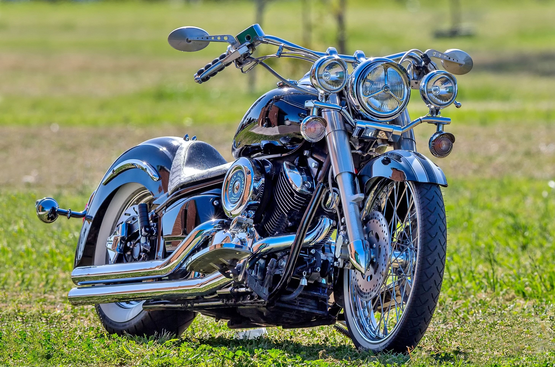 Yamaha V Star 1100 Classic Motorcycle Classic Motorcycles Yamaha V Star Motorbike Insurance