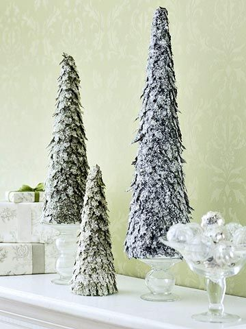 Twinkling trees a do it yourself christmas tabletop idea mantels twinkling trees a do it yourself christmas tabletop idea solutioingenieria Choice Image