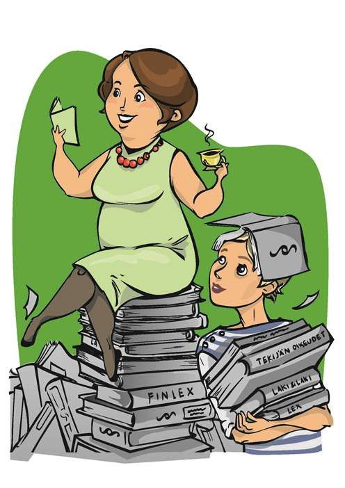 Hyödyllistä tietoa tekijänoikeuksista opettajille. Nykyään kun löytää netistä kaikenlaista hyvää matskua on paikallaan varmasti perehtyä myös tekijänoikeuksiin jotta välttää kaikki ongelmat!