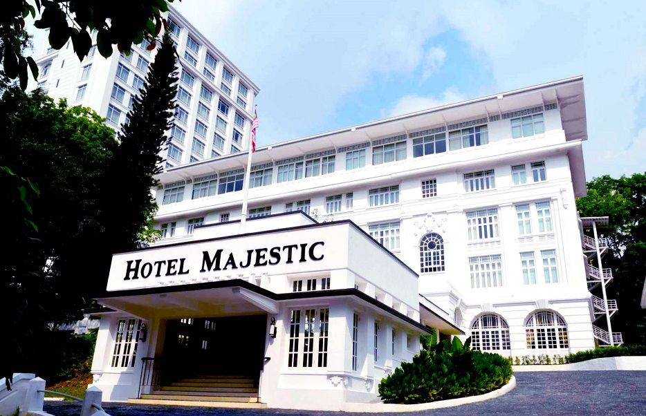 Majestic Hotel Now Property Of Ytl Reit Majestic Hotel Hotel Top Hotels
