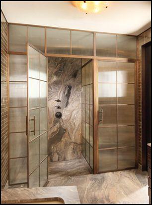 Mirrored Cabinets & Wall Mirrors | Custom Shower Doors | Frameless ...
