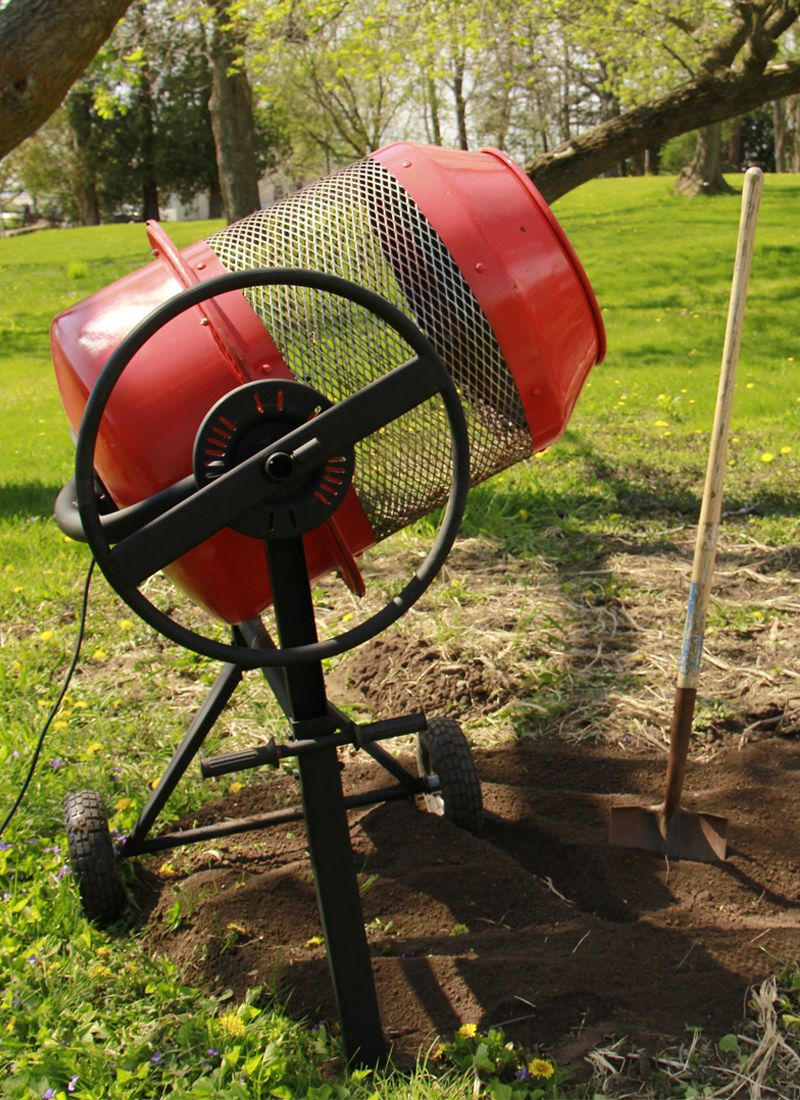 Soil Sifter II | Pickill   Pick Or Kill DR Product Ideas | DR Power  Equipment