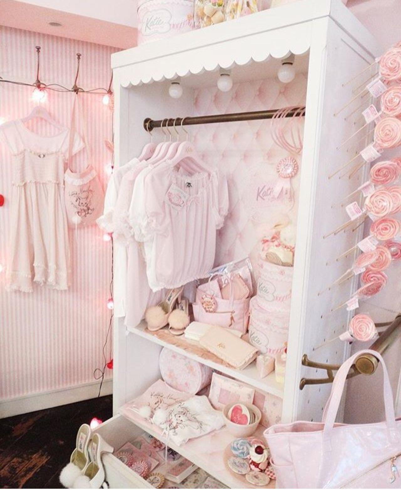 Kawaii Fashion Tumblr Pink Princess Castle