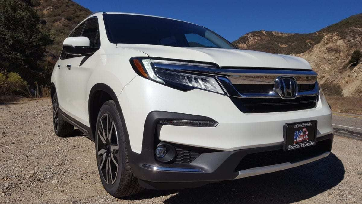 The 2019 Honda Pilot truly puts the utility in crossover