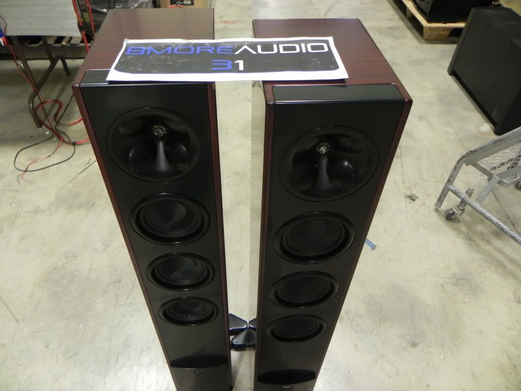 premier floor monitor of digital speaker speakers floors front klipsch and pair reference rp ebony back