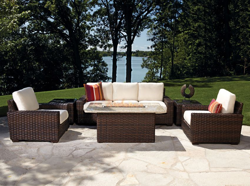 5th Best Fire Pit Patio Set Of 2013