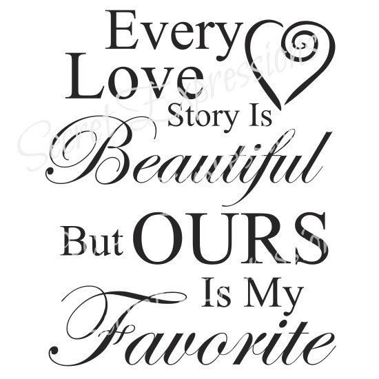 Download Every Love Story is Beautiful But Ours is by ...