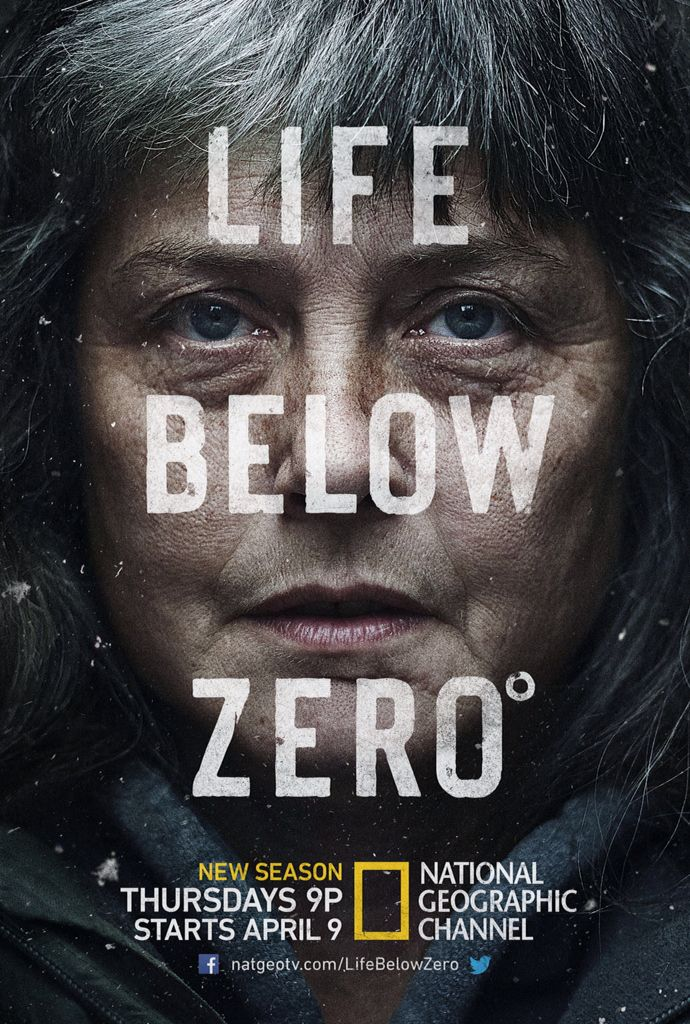 Life Below Zero A Fave Show Life Below Zero Life Documentaries
