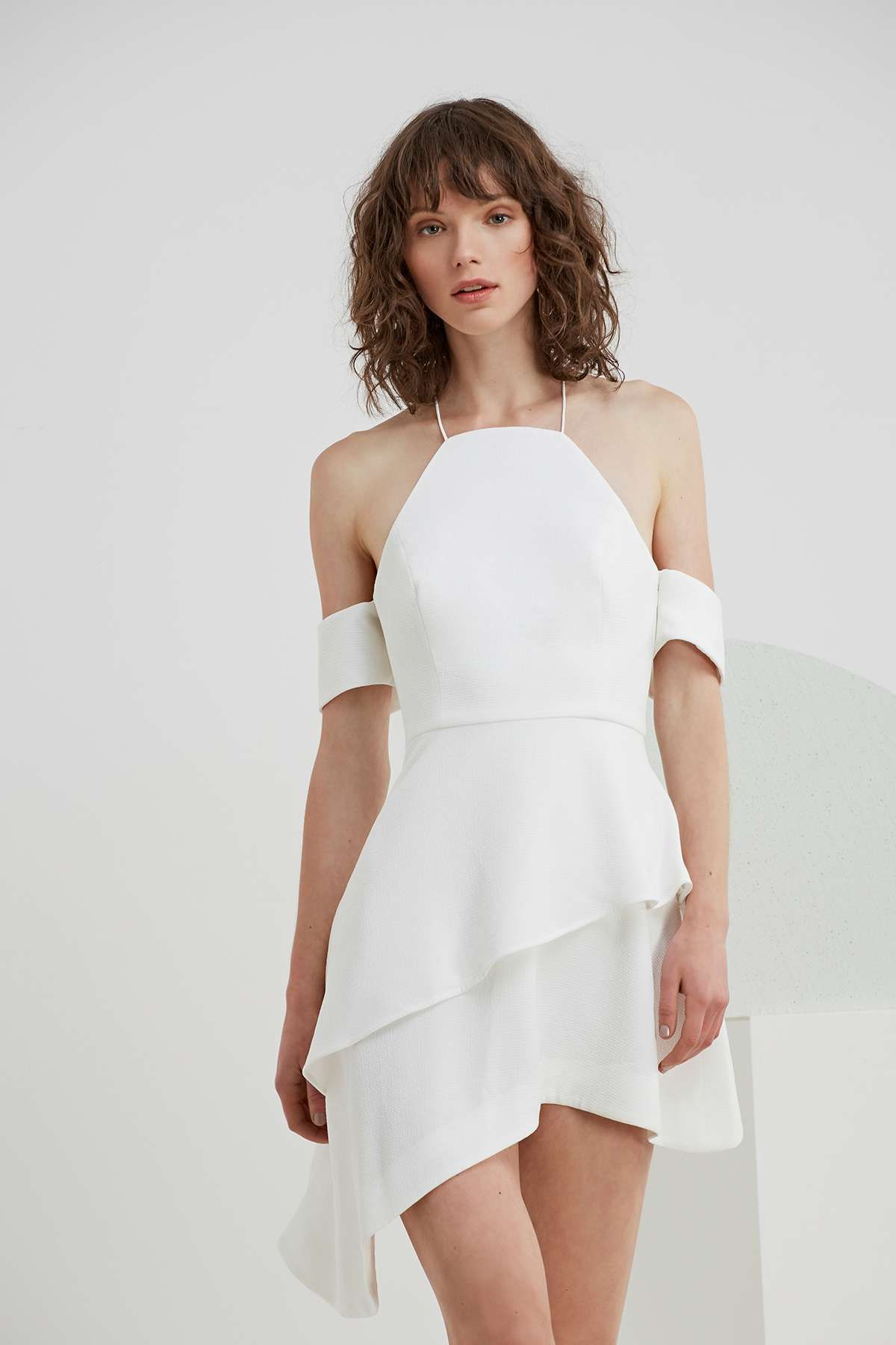 HAVE IT ALL DRESS ivory
