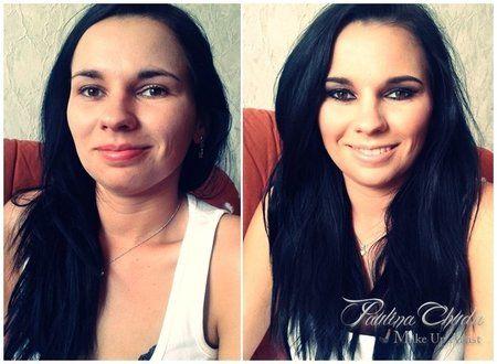 Agate S Metamorphosis Beauty Metamorphosis Makeup Transformation