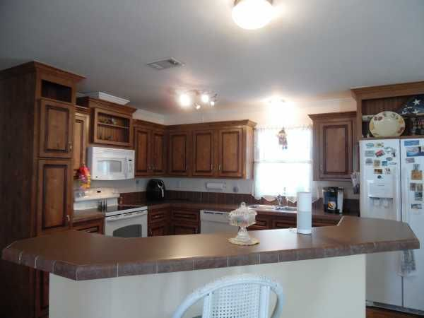 Impe Mobile Home For Sale In Zephyrhills Fl 33541 Kitchen Design Small Kitchen Designs Layout Mobile Homes For Sale
