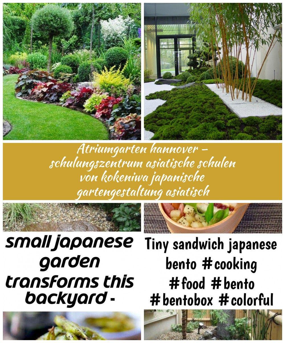 Gartengestaltung Atrium Garten
