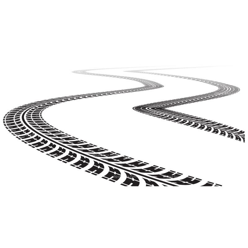 Resultado De Imagen Para Motorcycle Tire Track Vector Tire Tracks Motorcycle Tires Vector
