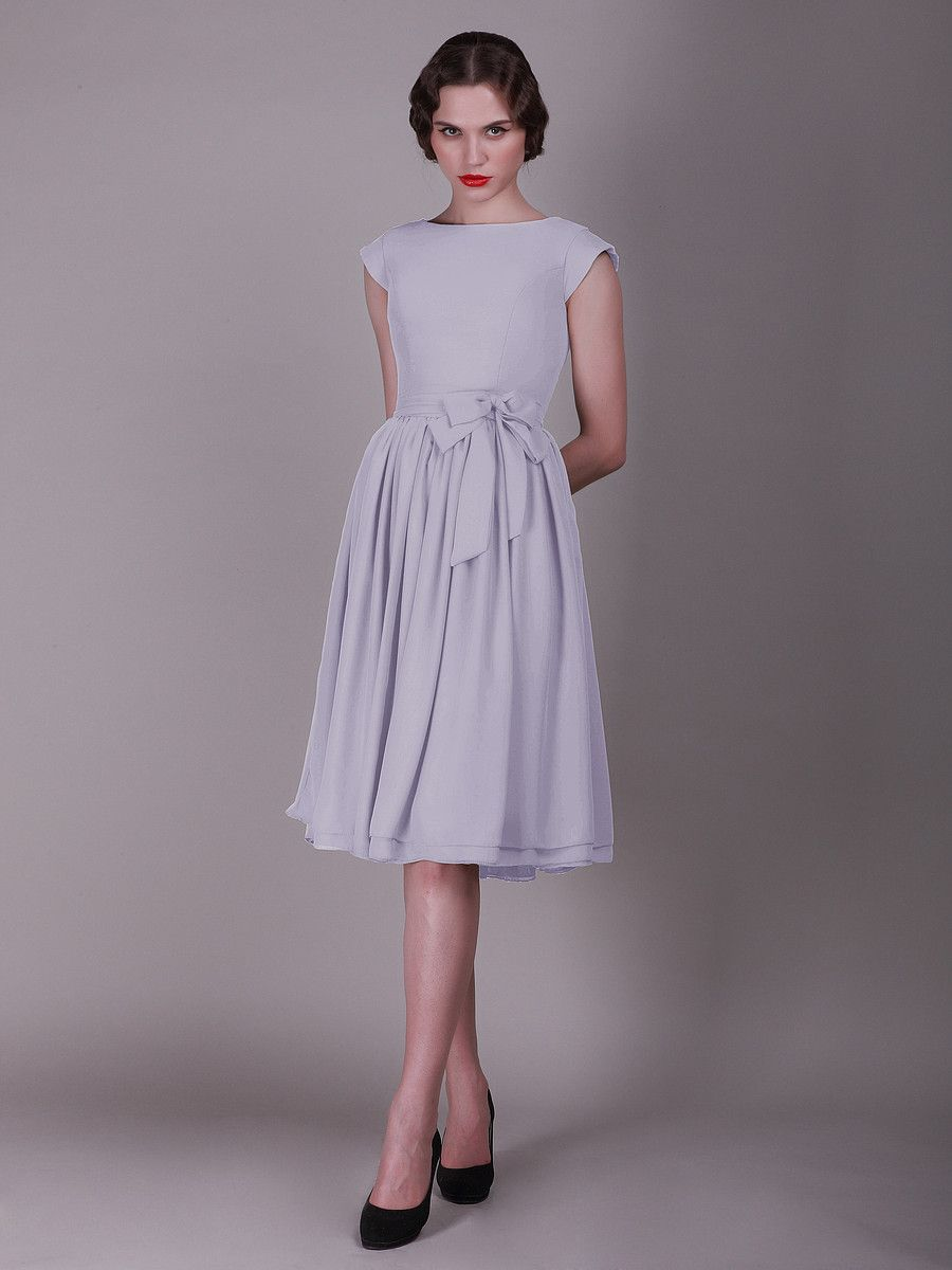 this would have been my pick cap sleeved vintage bridesmaid