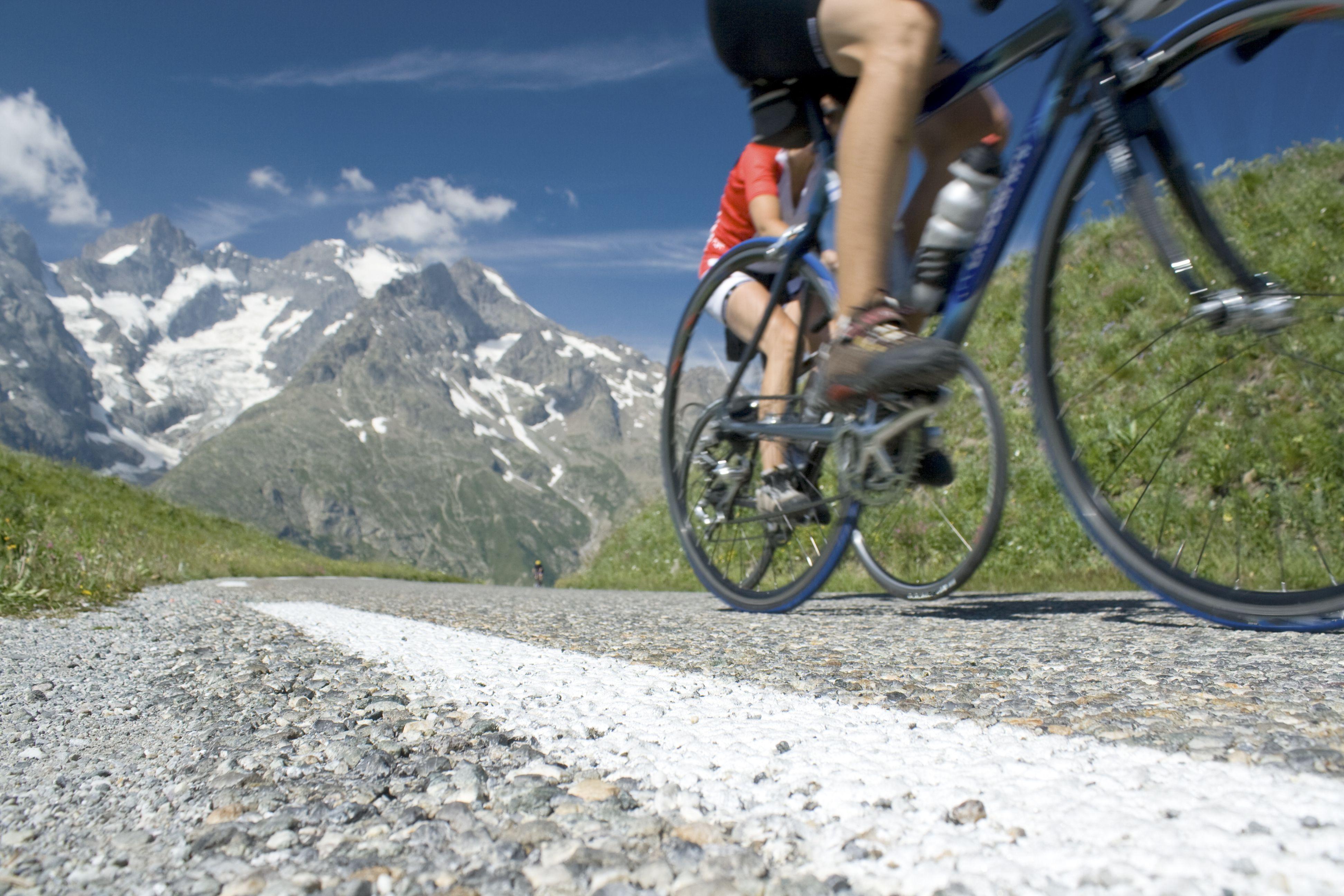 Je eigen Tour de France etappe vanaf de camping