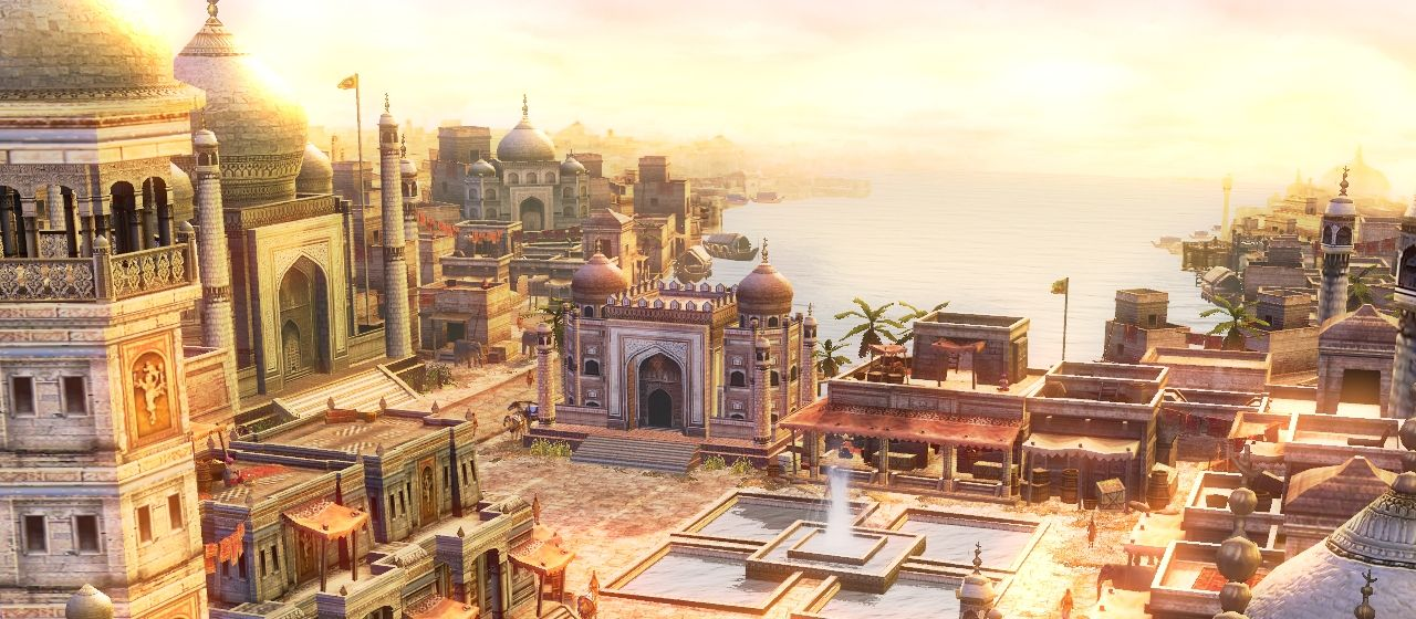 India, City - Age of Empires #AgeOfEmpires gaming games