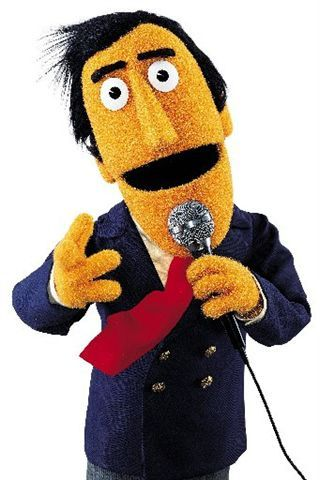 Guy Smiley | Guy smiley, Muppets, Sesame street