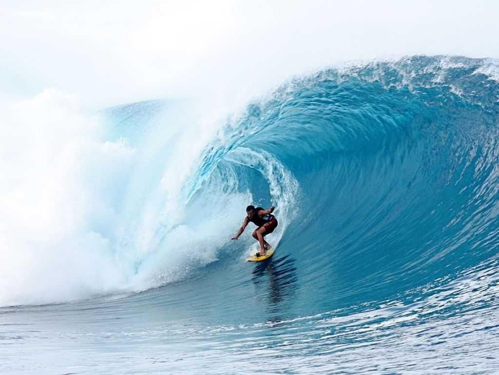Hawaii Surf Trip Surfing Big Wave Surfing