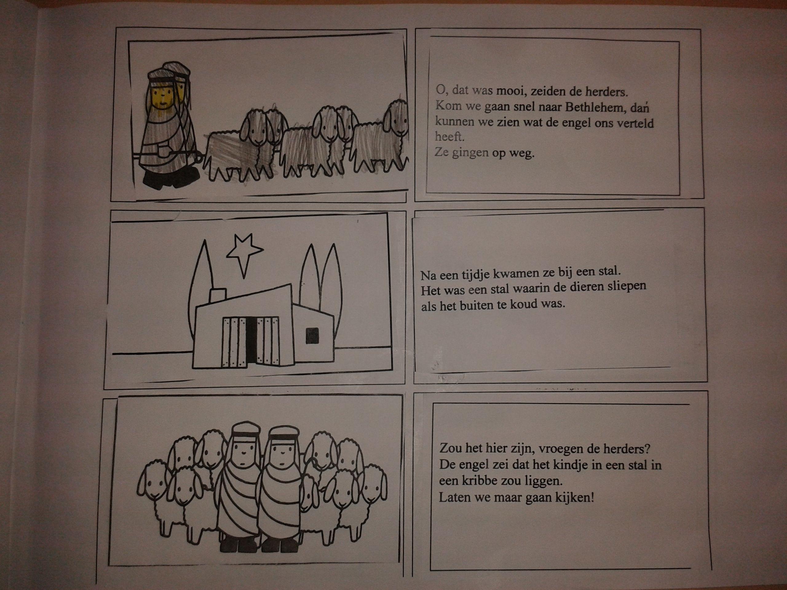 Kerstverhaal Dick Bruna Een Boekje Waarin De Kinderen Zelf Het