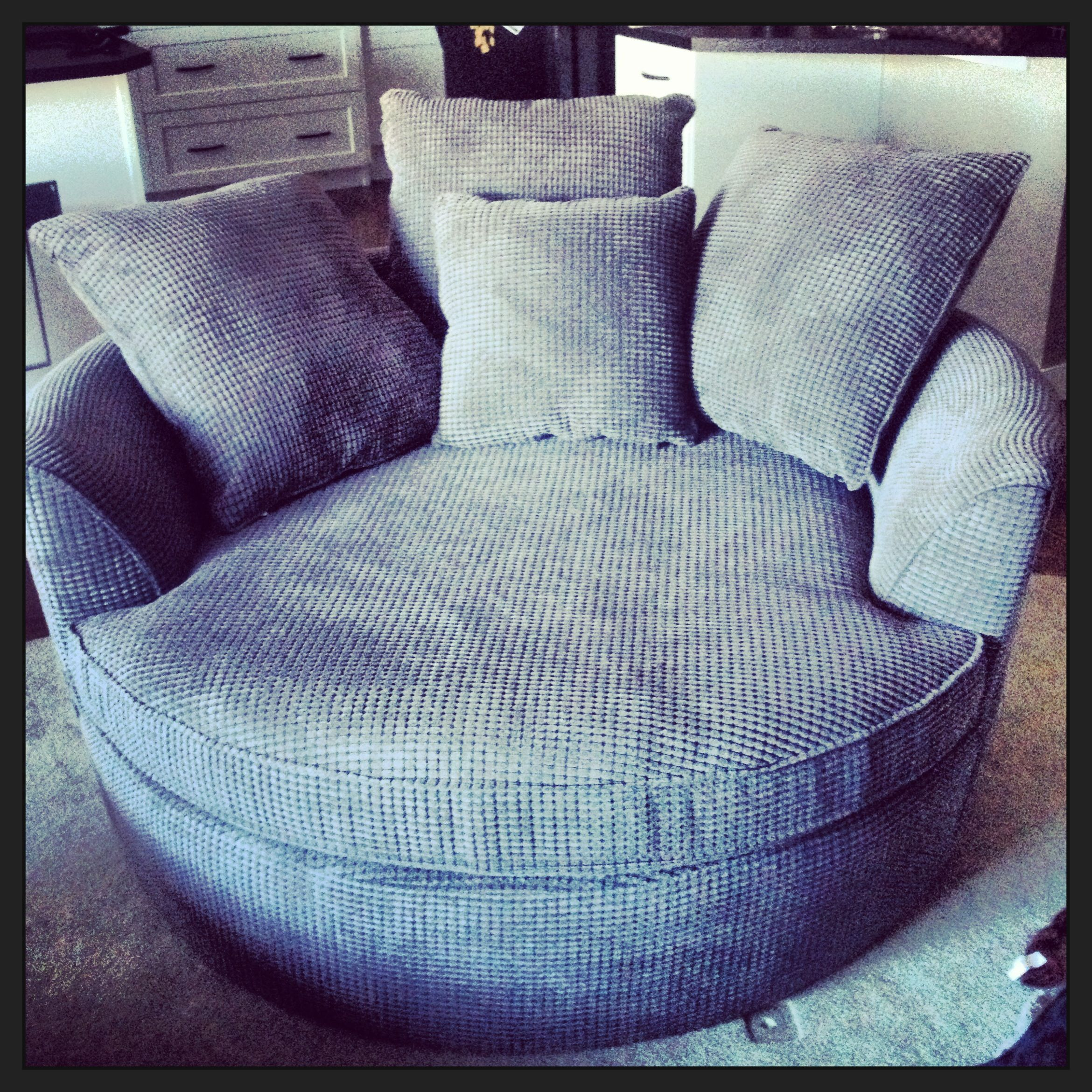 Nest chair at Urban Barn! Just picked her up!! Love