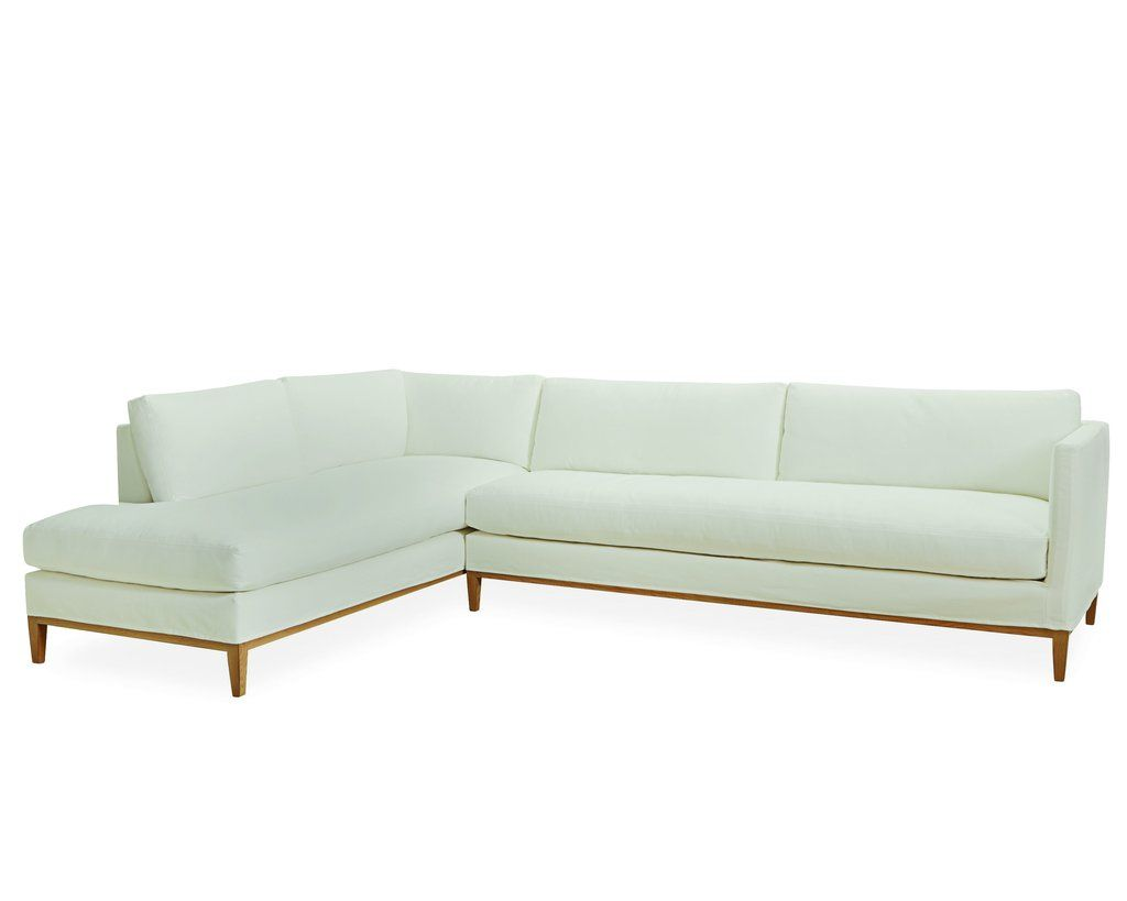 C3583 Series Slipcovered Sectional