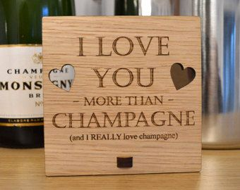 Champagne quote. Champagne sign. Slate sign. Garden by LilybelsUK                                                                                                                                                                                 More
