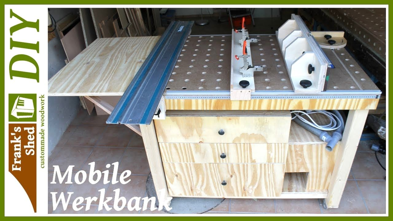 Massive Werkbank Selber Bauen Werkbank Selber Bauen Werkbank Mobile Werkbank