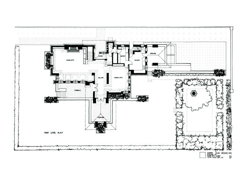 Meyer May Floor Plans Meyer May House May House Floor Plans How To Plan