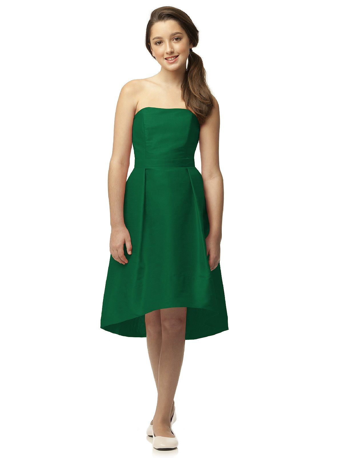Green Junior Bridesmaid Dresses | Top 50 Junior and Childrens ...