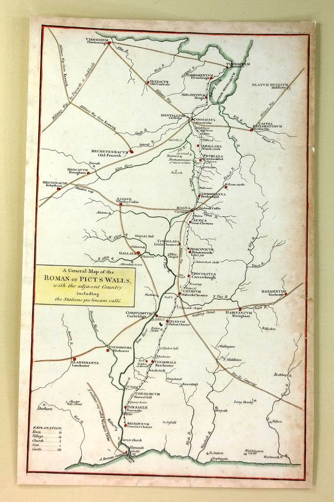 Caledonia District Map on