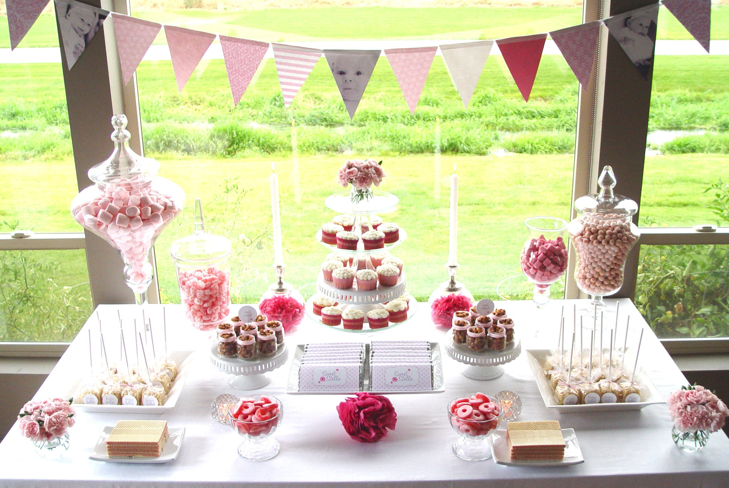 Healthy Valentine's Day Treats - Project Nursery |Sweet Treats Party Table