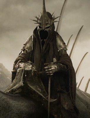Resultado de imagen de rey brujo tolkien