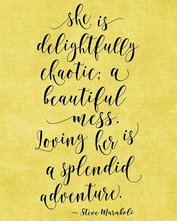 SVG, DXF & PNG - She is delightfully chaotic: a beautiful mess. Loving her is a splendid adventure. by MyFunkyFarmHouse on Etsy
