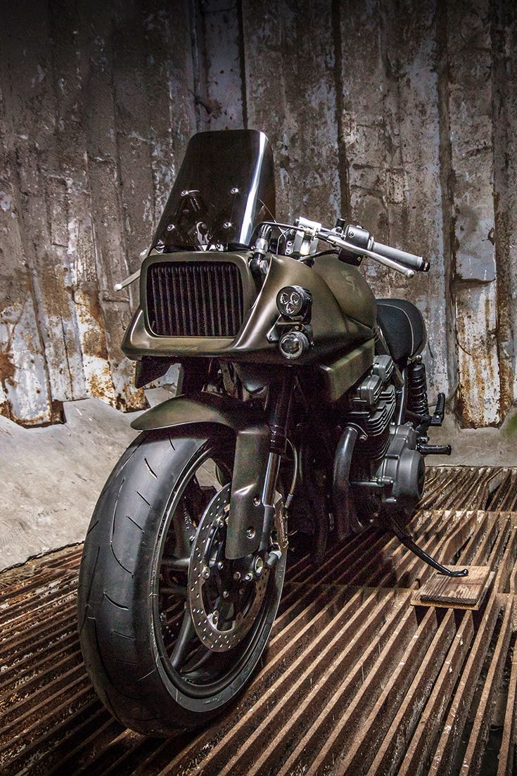 Top Five Custom Motorcycles Of March 2017 Bike Exif Cafe Racer