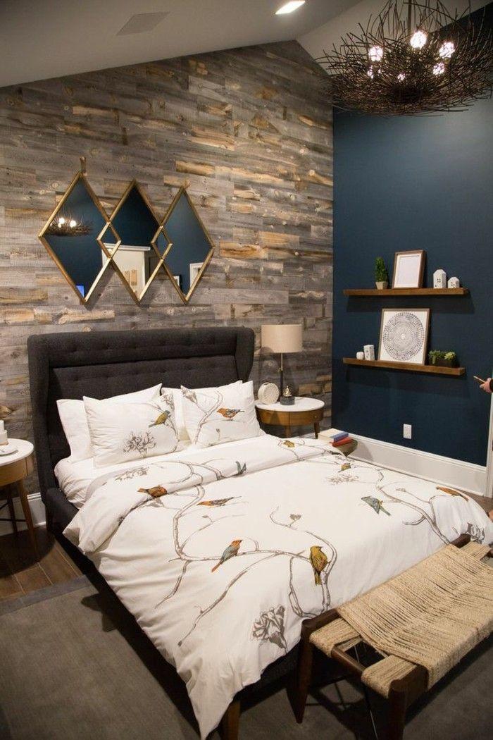 60 Schlafzimmer Ideen Wandgestaltung Fur Jeden Wohnstil