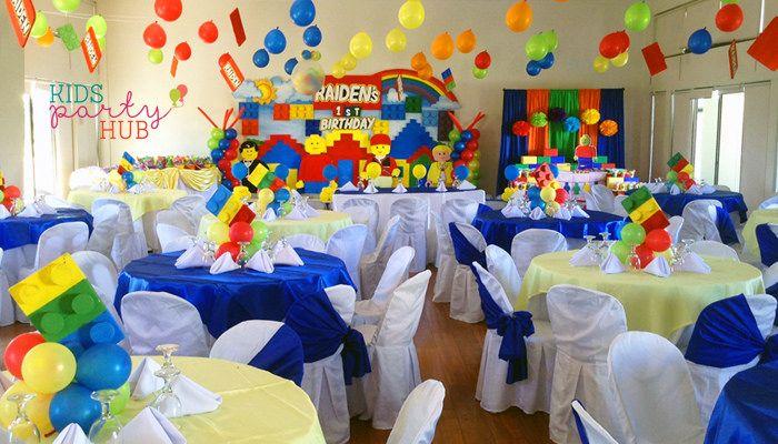 Lego Birthday Party Ideas | Lego Parties | Pinterest | Lego, Lego ...
