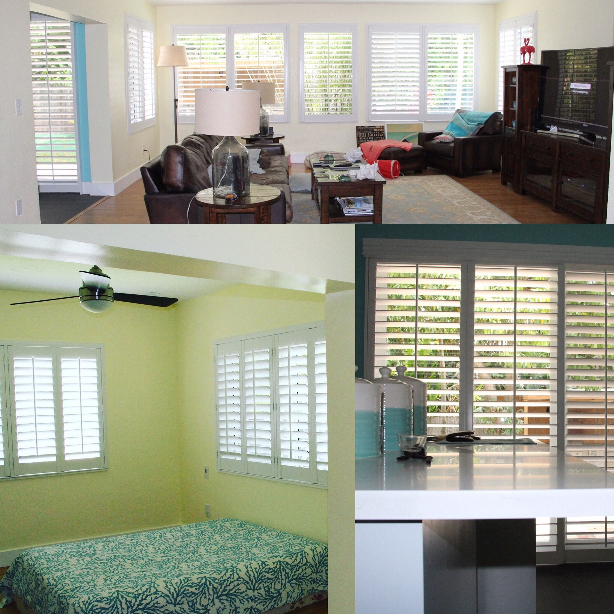 Pin by the louver shop of south florida on plantation shutters