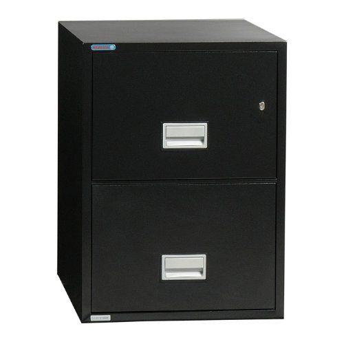 Phoenix Safe And Sound Fireproof 2 Drawer Letter File Twenty Five D Filing Cabinet