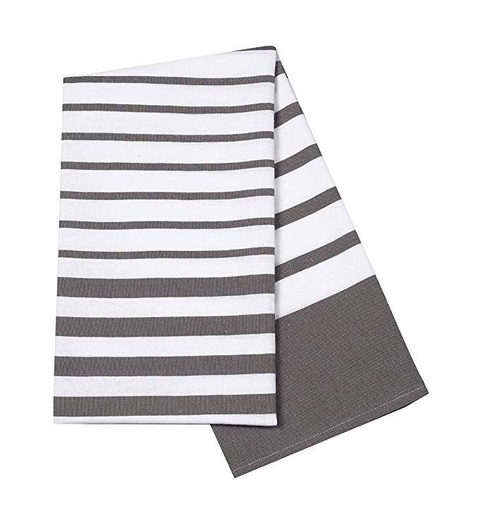 Cotton Clinic 2 Pack Set Peshtemal Turkish Beach Towels Extra