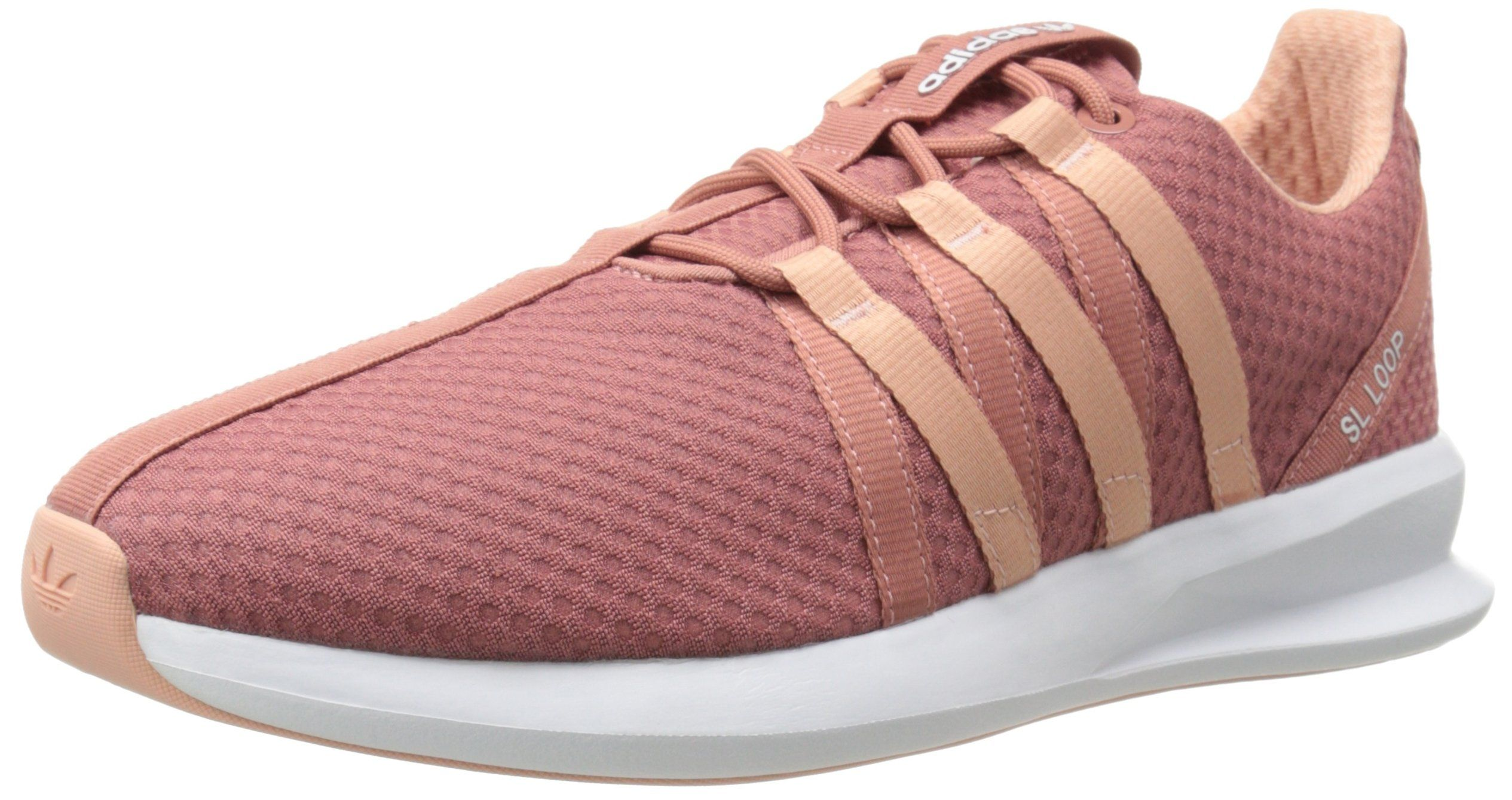 Womens Shoes adidas Originals SL Loop Racer W Ash Pink/Dust Pink/White