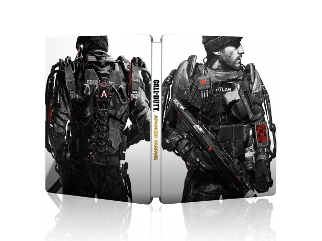 Call Of Duty Advanced Warfare Collector S Editions Up The Ante For Players This Holiday Call Of Duty Advanced Warfare Duties