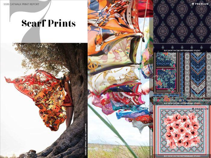 Spring/Summer 2018 Catwalk Print & Pattern Trend Report ...