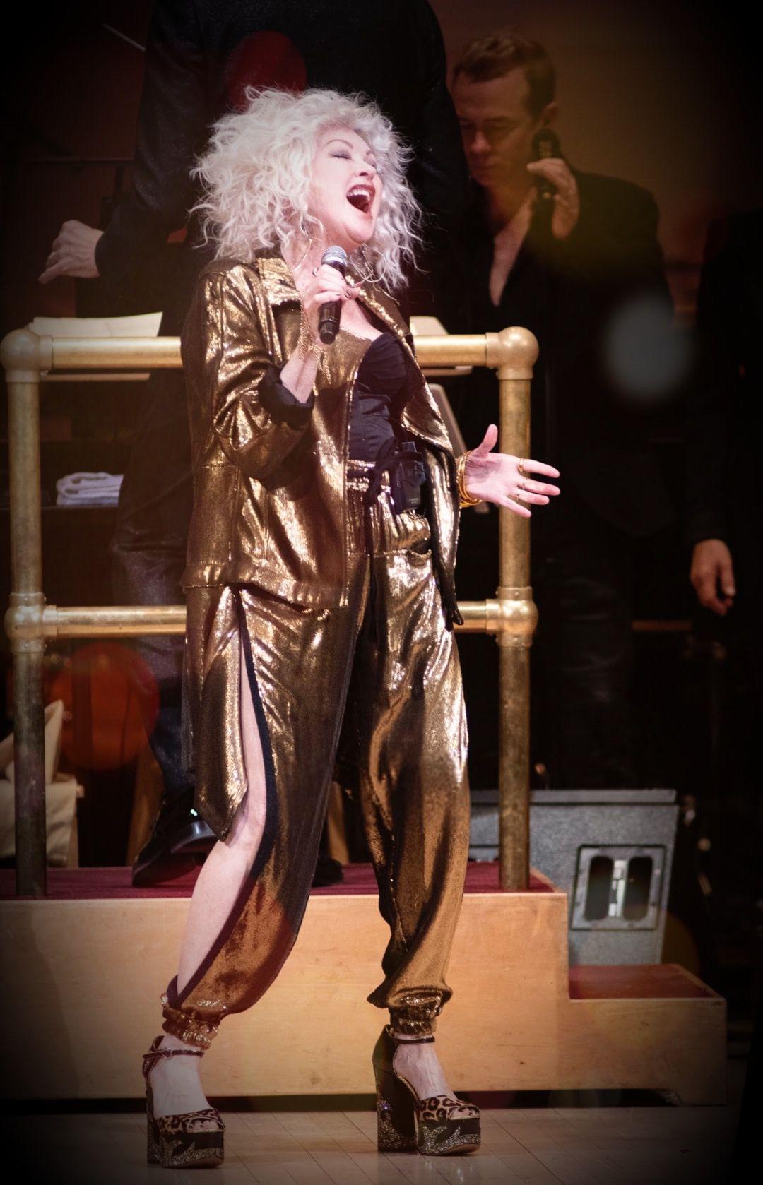 Cyndi Lauper Cyndi lauper, Style muse, Image collection