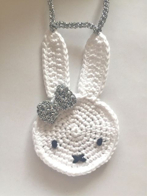 Ravelry: Miffy Banner pattern by Pure Stitches | crochet | Pinterest ...
