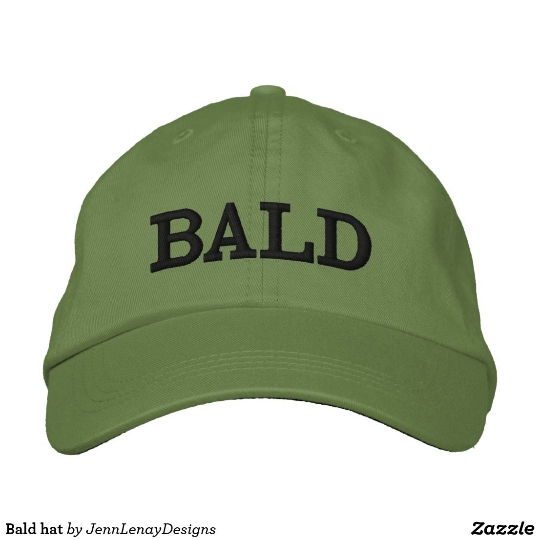 7fd0520a069 Bald Green Funny Hat  DadHats  DadCaps  DadBaseballCaps  HatsForDad  Father   FunnyCaps  Bald  HumorHats  FunnyHats  Dads  Dad  FathersDay  Design ...