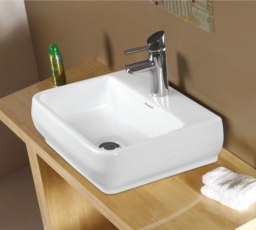 This is Limca Wash Basin from Sonet India. For more information ...