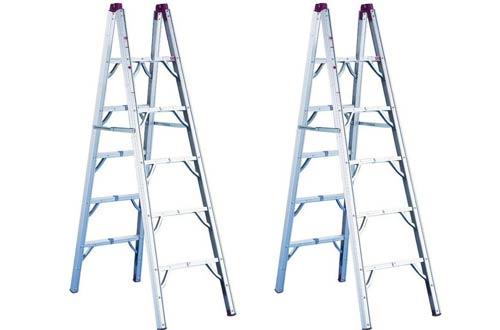 Top 10 Best Multi Position Folding Ladders Reviews In 2020 In 2020 Folding Ladder Ladder Step Ladders