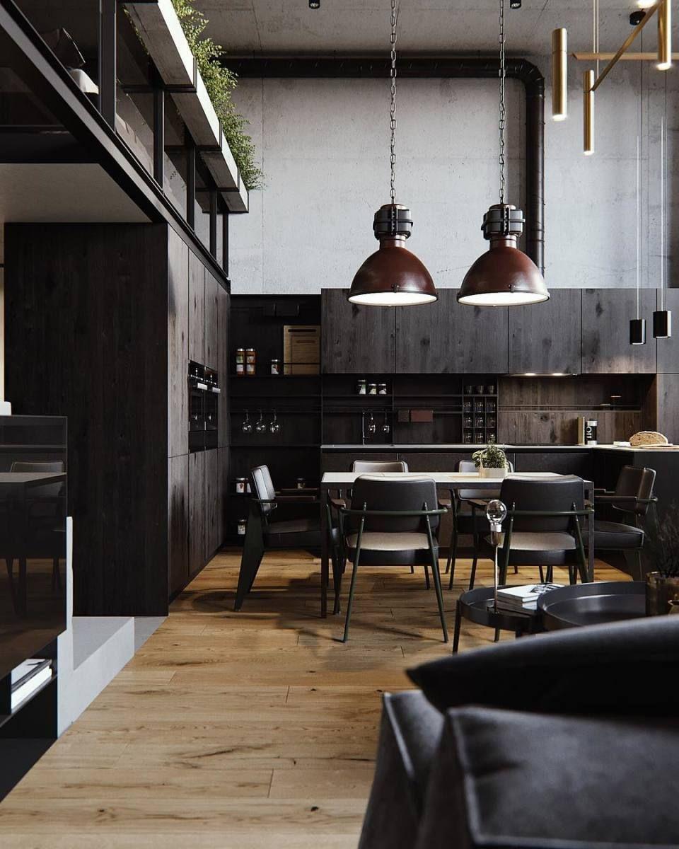 Minimal Interior Design Inspiration Loft Interior Design Modern
