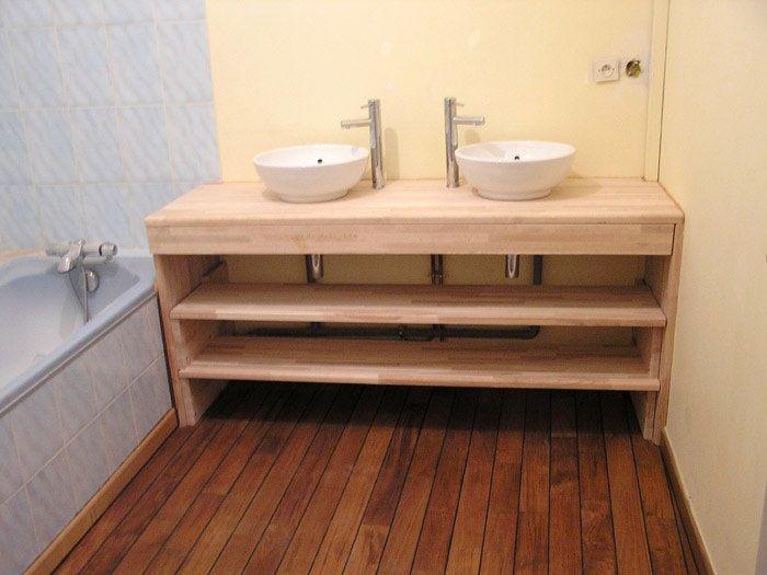 charmant fabriquer-meuble-salle-de-bain-bois-avec-chaios-